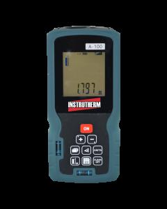 Trena a Laser mod. TR-100 escala de 0.03 a 100m, cálculo de área, volume e medição indireta
