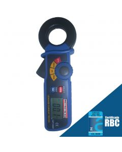 Alicate mod. VA-410 para medição de corrente de fuga