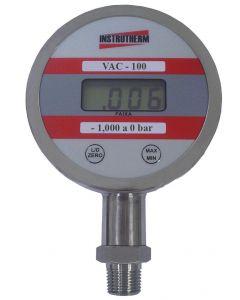 Vacuometro Digital VAC-100
