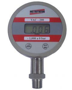 Vacuometro digital VAC-200