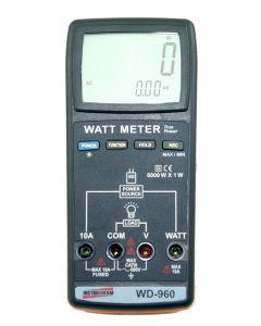 Wattímetro Digital Portátil Mod.WD-960